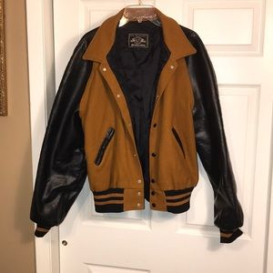 The original Holloway varsity Jacket
